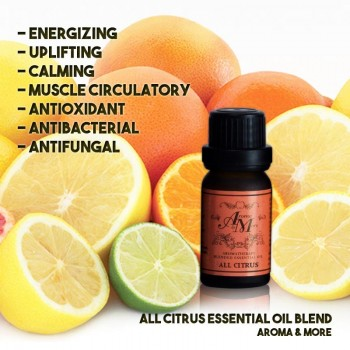 All Citrus – A Fresh Blend...