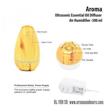 Aroma Diffuser Ultrasonic...