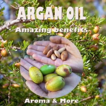ARGAN OIL อาร์แกน...