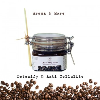 COFFEE BODY CREAM SCRUB...