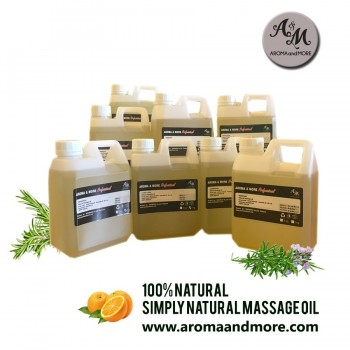 SIMPLY NATURAL MASSAGE OIL...