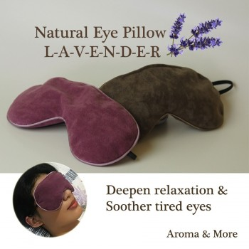 Eye Pillow Green -Lavender...