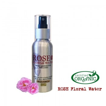 ROSE FLORAL WATER...