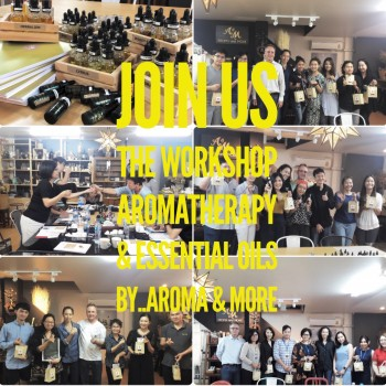 Workshop : Aromatherapy &...