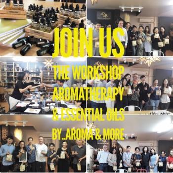 Workshop : Essential Oils &...