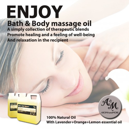 ENJOY Bath & Body Massage...