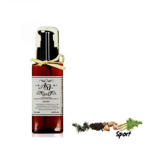 Sport Massage oil Blend:...