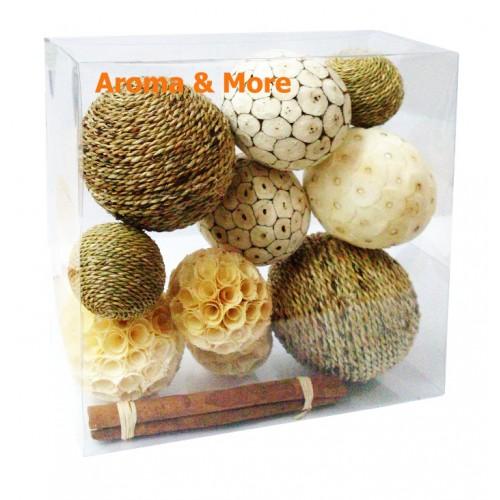 Natural Handmade Solar Ball...