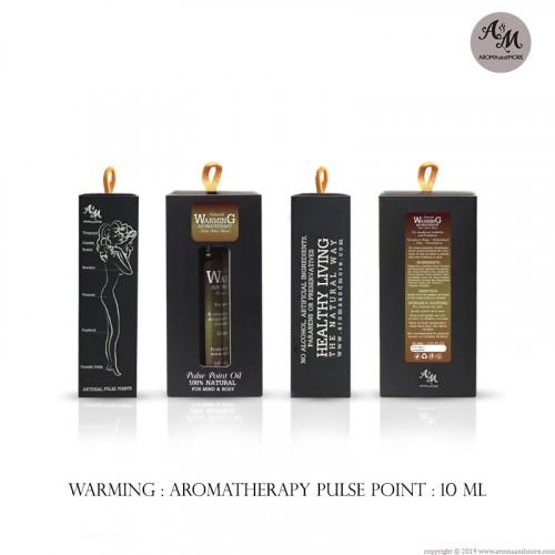 Warming Aromatherapy Pulse...