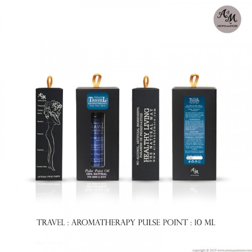 TRAVEL Aromatherapy Pulse...