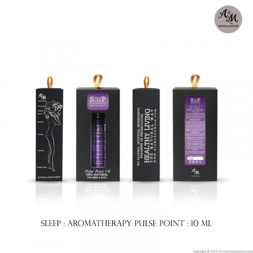 SLEEP Aromatherapy Pulse...