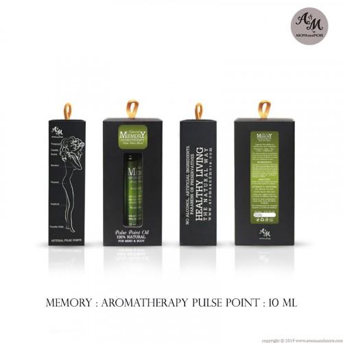MEMORY Aromatherapy Pulse...
