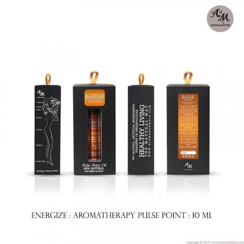 ENERGIZE Aromatherapy Pulse...