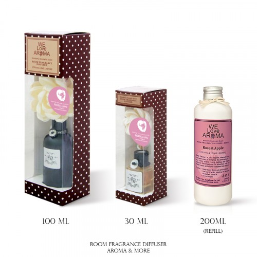 ROSE & APPLE Fragrance...