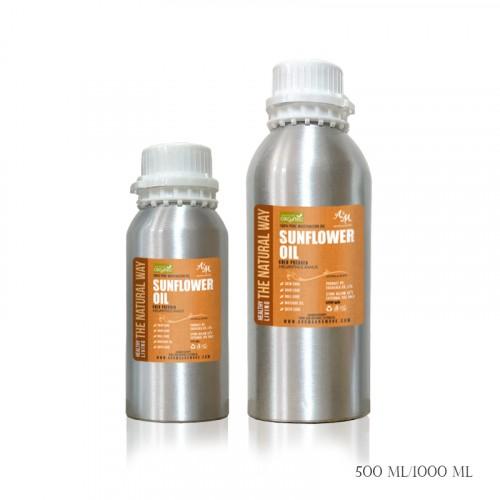 Sunflower Oil Virgin :...