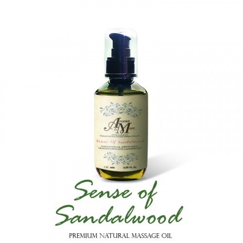 Sense Of Sandalwood-Massage...