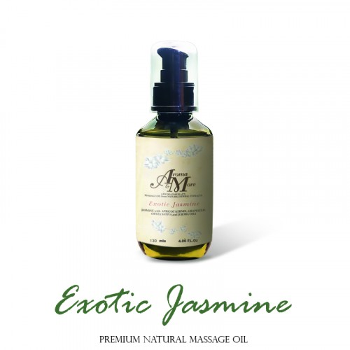 Exotic Jasmine Massage Oil...