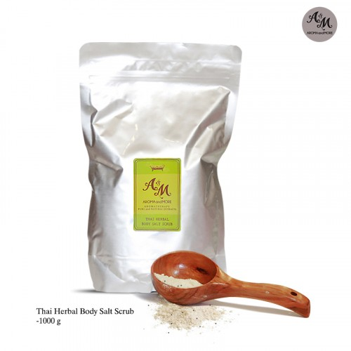 Thai Herbal Body Salt Scrub...