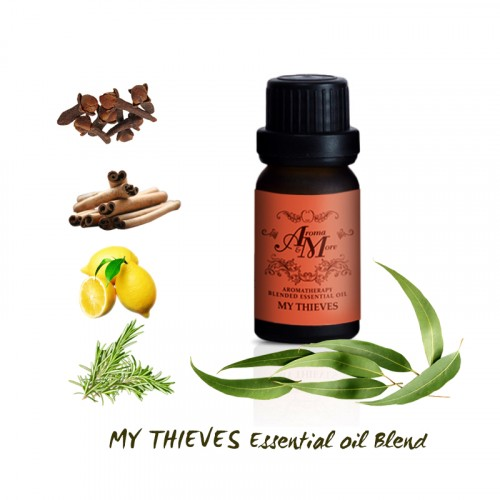 My Thieves Essential oil...