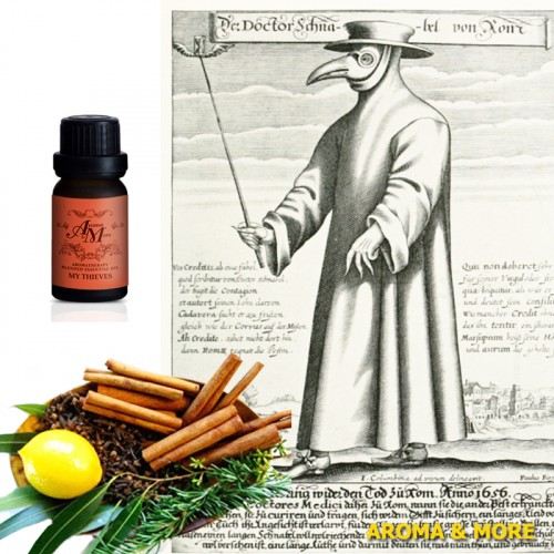 My Thieves Essential Oil Blend