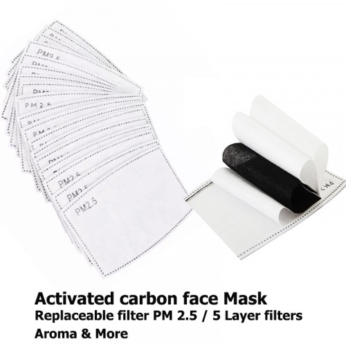 Activated Carbon Face Mask...