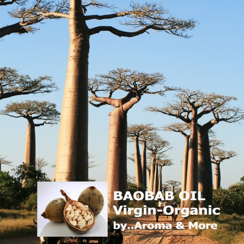 BAOBAB Oil Virgin Organic,...