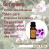 Rose Geranium Essential...