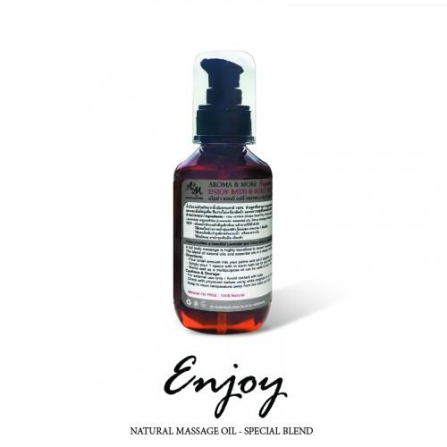 Enjoy Bath & Body Massage...