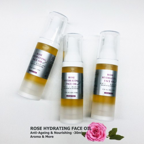 ROSE Hydrating Face Oil  -...