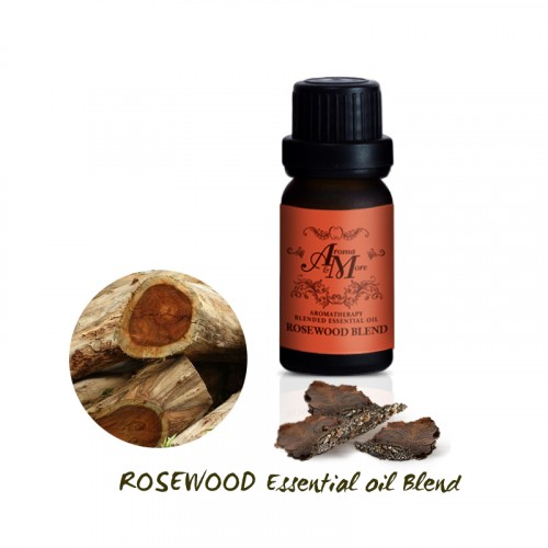 Rosewood blend– A 100%...