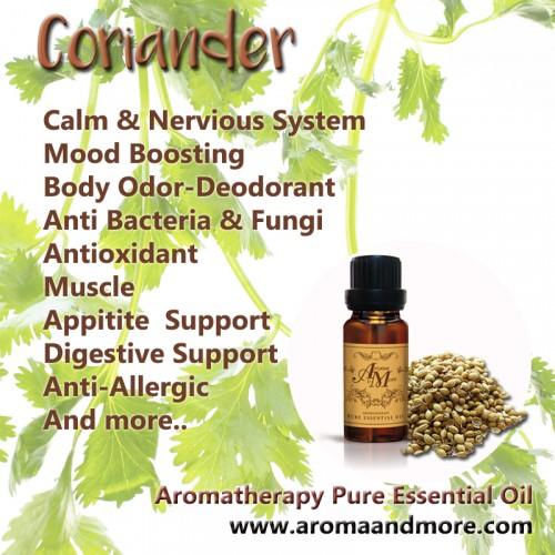 Coriander seed Oil...