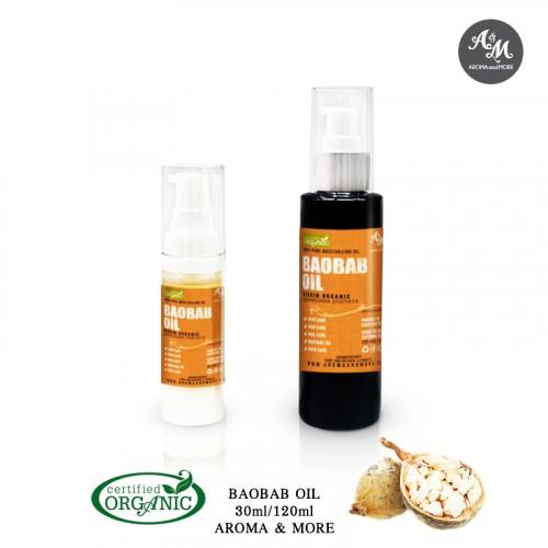 Baobab Oil Virgin -...