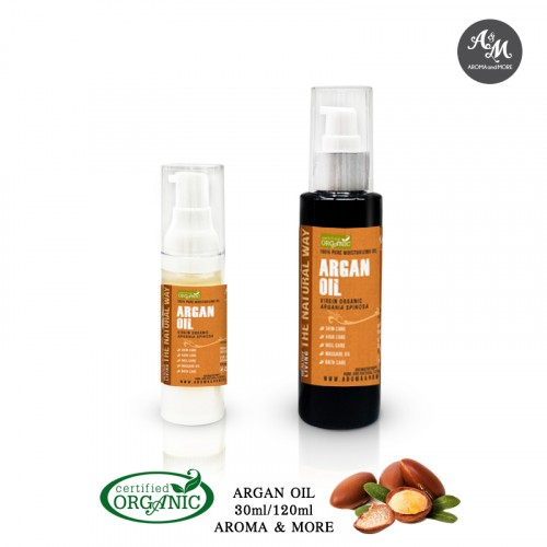 Argan Oil - Virgin Organic,...