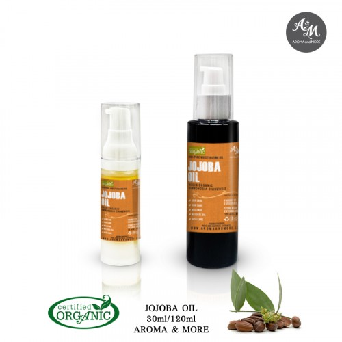 Jojoba Oil – Virgin...