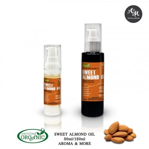 Sweet Almond Oil Virgin-...