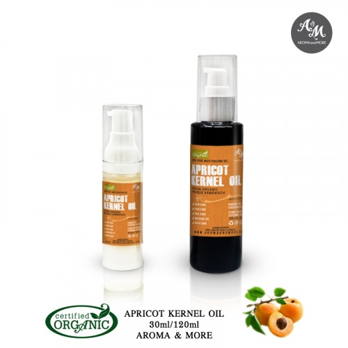 Apricot Virgin Oil-Organic,...