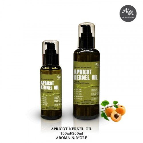 Apricot Kernel- Refined...