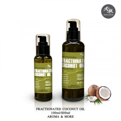 Fractionated Coconut Oil...