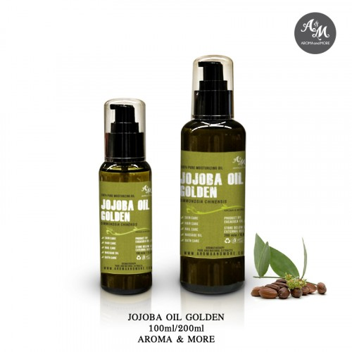 Jojoba Golden Oil –...