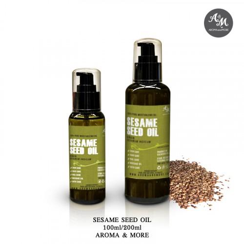 Sesame Seed Oil (black) -...