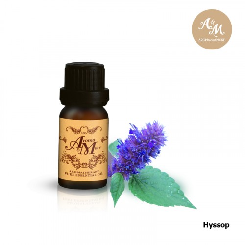 Hyssop Essential Oil, Bulgaria