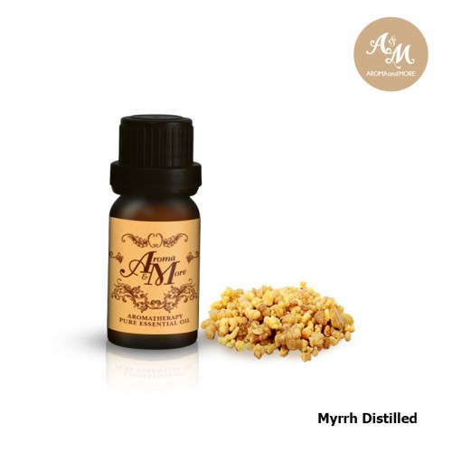 Myrrh Distilled...