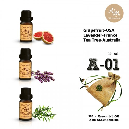 A-01 Essential Oil Gift set...