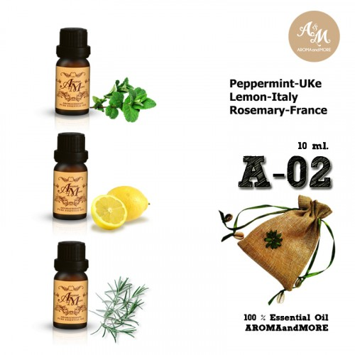 A-02 Essential Oil Gift Set...