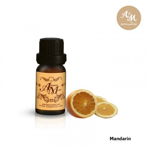 Mandarin Red Essential Oil,...