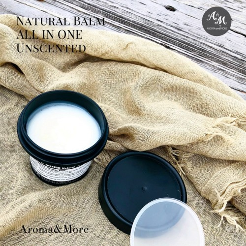 Natural Balm with Organic...