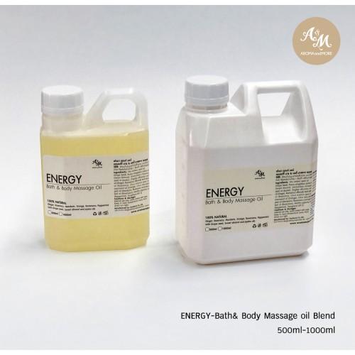 Energy Bath & Body Massage...