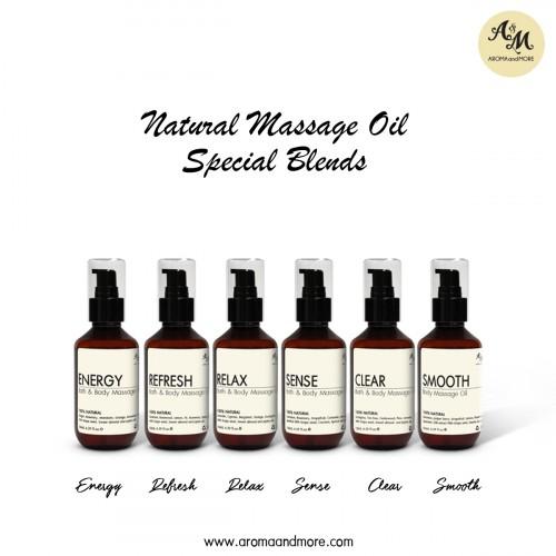 Smooth Body Massage Oil...