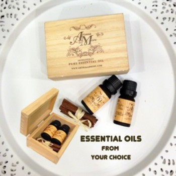 SOUVENIR ESSENTIAL OIL SET...