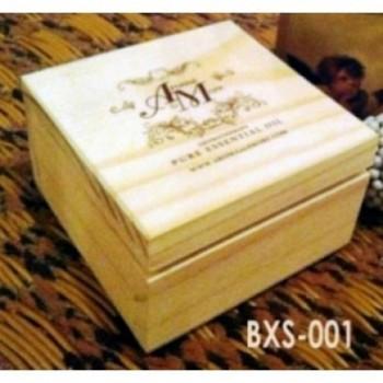 กล่องไม้สนเนี้อดี เบา...